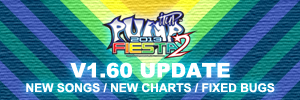 Pump It Up 2013: Fiesta 2 Ver. 1.60