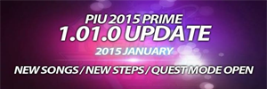 Pump It Up 2015: Prime Ver. 1.01