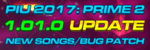 Pump It Up: PRIME 2 Ver. 1.01