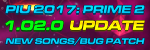 Pump It Up: PRIME 2 Ver. 1.02