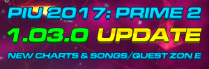 Pump It Up: PRIME 2 Ver. 1.03