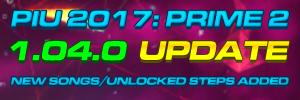 Pump It Up: PRIME 2 Ver. 1.04