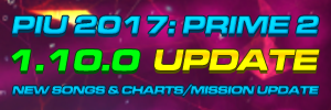 Pump It Up: PRIME 2 Ver. 1.10