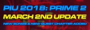 Pump It Up: PRIME 2 Ver. 2.02