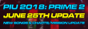 Pump It Up: PRIME 2 Ver. 2.04