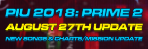 Pump It Up: PRIME 2 Ver. 2.05