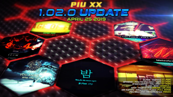 Pump It Up: XX Ver. 1.02