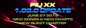 Pump It Up: XX Ver. 1.03 Released!