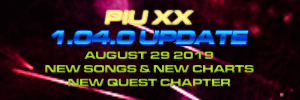 Pump It Up: XX Ver. 1.04 Released!