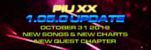 Pump It Up: Ver. 1.05 Released!