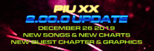 Pump It Up: XX Ver. 2.00 Released!