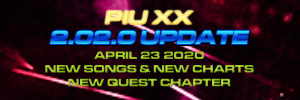 Pump It Up: XX Ver. 2.02