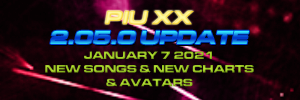 Pump It Up: XX Ver. 2.05