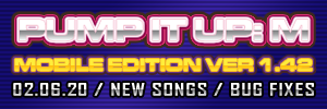 Pump It Up: M Ver. 1.42 Released!