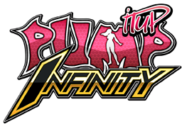 Pump It Up Infinity logo