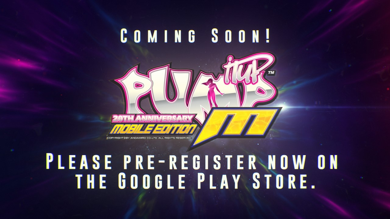 Pump It Up M: Mobile Edition