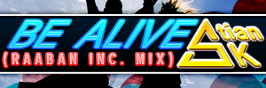Be Alive (Raaban Inc. Mix)