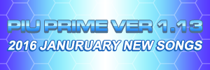 Pump It Up: PRIME Ver. 1.13