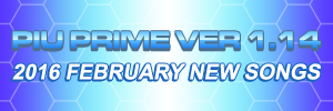 Pump It Up: PRIME Ver. 1.14