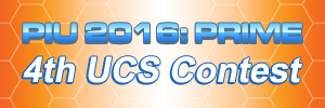 Pump It Up: PRIME 4th UCS Contest