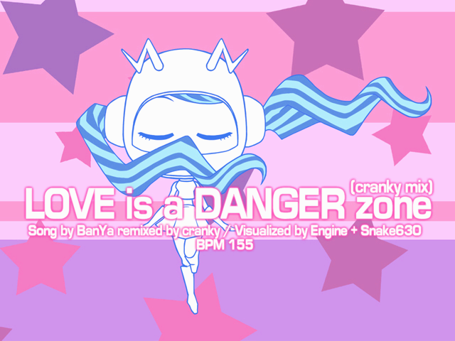 Love is a Danger Zone (Cranky Mix)