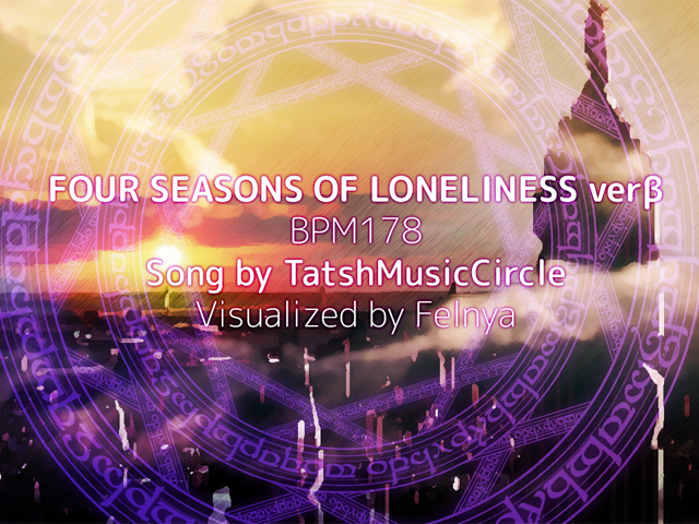 Four Seasons of Loneliness ver. β feat. Sariyajin