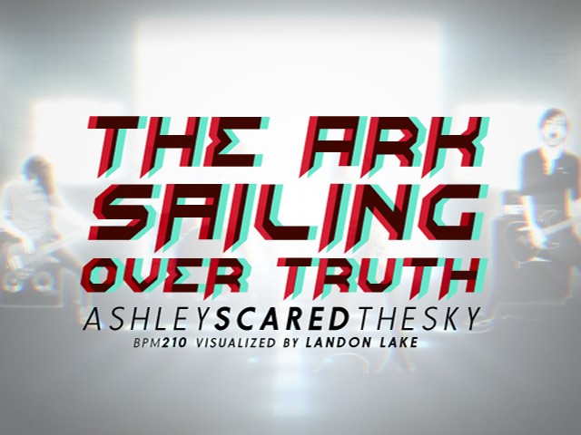 The Ark Sailing Over Truth