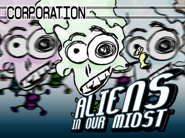 Aliens in Our Midst